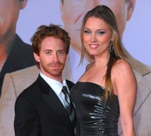 Seth Green a Clare Grantová